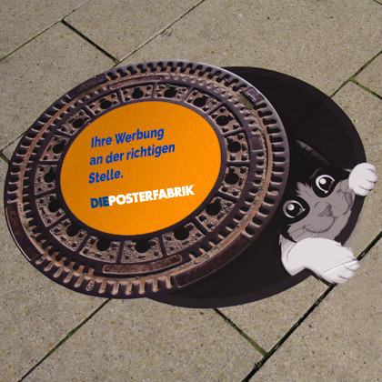 GroundPoster / Floorgraphics