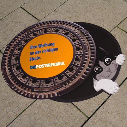 GroundPoster / Floorgraphics