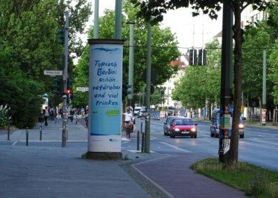Ganzsäule in Berlin, Berliner Wasserbetriebe