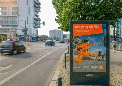City-Light Poster Berlin